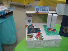 North Dakota North Dakota, School Projects, Elementary Schools, Frame, 50 States, Crafts, Geography, Project Ideas, Homeschooling
