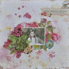 lovely the color room 123 - Scrapbook.com