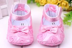 >> Click to Buy << Innner Rose Flowers First Walkers Silk Softed Girls Shoes Cute Non-slip Shoes Hot #Affiliate