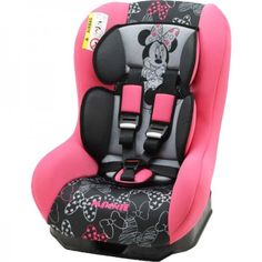 Disney || ✔ Disney Nania Safety Plus NT Car Seat Group 0 1 - 0 18 kg minnie mouse pink - Collection 2015, (17 Dec 2014), lowest price + free shipping on Prams.net.