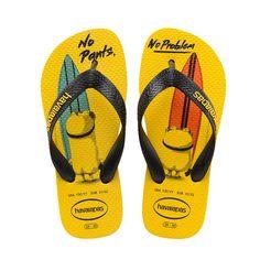 Mixte Enfant Havaianas Kids Max Flip Flops