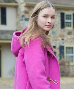 "Olivia DeJonge stars in ""The Visit,"" the scary new film from M. Night Shyamalan. The young actress described the director, who is famous for dark and twisted thrillers, as ""good fun,"" but said there were some scary moments on set."