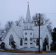 First United Methodist Church (Livingston, Alabama)