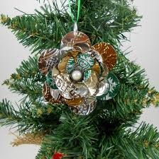 aluminum can christmas ornaments - Google Search