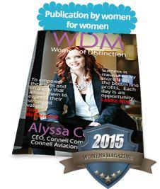 Home - Women of Distinction Magazine