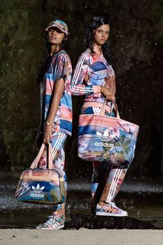 """""""Adidas + Farm 2015 """" = """"Curso D'Agua """"collection inspired by the environmental wealth of the Amazon -"""" Pre sales"""""""