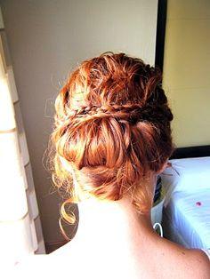 peinado de mi boda