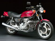 Honda CBX 1050. A beautiful motorcycle with one of the smoothest engines ever developed.