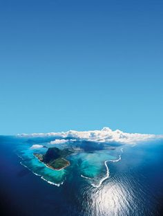 Mauritius Island, best vacation I have had. Wouldn't mind going back. People there are wonderful <3