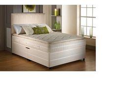 """2ft 6"""" Small Single Hotel Relax Pillow Top Mattress"""