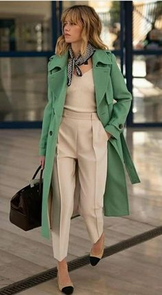 Classy Outfits, Stylish Outfits, Fall Outfits, Fashion Outfits, Womens Fashion, Office Fashion, Work Fashion, Mode Monochrome, Moda Outfits