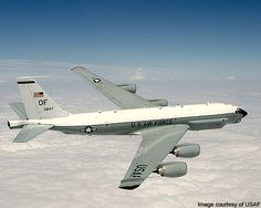Boeing RC-135 can climb at a rate of 1,490m/min. - Image - Airforce Technology