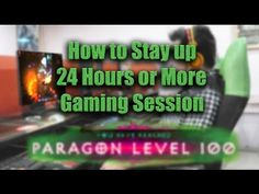 How to Stay up 24 hours or More Gaming Session Diablo 3: Season 5! - YouTube