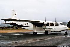 Britten-Norman BN-2A-20 Islander aircraft picture