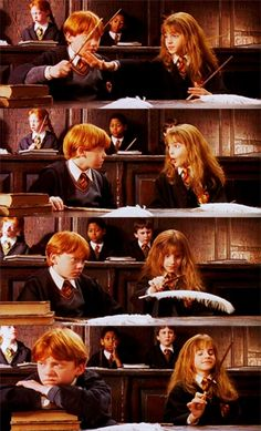 Probably one of my favorite scenes... It's LeviOsa, not LevioSA! Haha