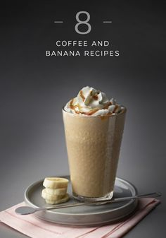 Your daily Nespresso moment just got a little more exciting with this collection of delicious banana-inspired coffee recipes. Try a new twist on a classic ice cream treat with an indulgently sweet Cafè Banana Split or check out this Iced Banana Coffeeshake for an incredible dessert coffee that you won't be able to get enough of.