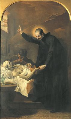 "Saint of the Day – 7 August – St Cajetan – Founder of the Theatine Order – Priest, Confessor, Reformer, Doctor of Civil and Canon Law, Diplomat, Mystic, Miracle Worker, apostle of the sick and the poor.   Known as the ""Father of Providence"" and the ""Huntsman of Souls"" – (October 1480 at Vicenza, Italy as Gaetano dei Conti di Tiene – 1547 at Naples, Italy of natural causes) – Beatified on 8 October 1629 by Pope Urban VIII and Canonised on 12 April 1671 by Pope Clement X. Patronages –…"