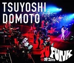 堂本剛 Tsuyoshi Domoto / TU FUNK TUOR 2015 通常盤