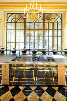 france kitchen