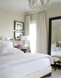 Image great mirrored bedroom Bed Frame Leaning Mirror Modern Bedroom Design Living Room Design Bedroom Dream Bedroom Pretty Bedroom Pinterest 120 Best Leaning Mirror Images Giant Mirror Tall Mirror Bedrooms
