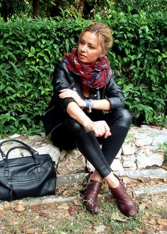 Модный блоггер)