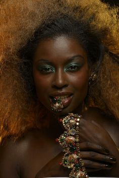 Black beautiful ladies pictures