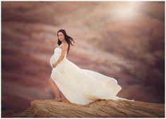 {Las Vegas Maternity Photographer} Lulu