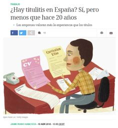 ¿Hay titulitis en España? / @verne | #readytowork #readyforhighereducation #readyforacademicintegrity