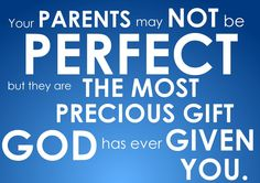 Even though our parents are not perfect, but their love is perfect.Parent's love is as close to God's love on Earth. Love them for who they are, not for what they buy for you. Love Your Parents Quotes, Missing Family Quotes, I Love My Parents, Happy Parents, Family Sayings, Family Family, Wall Sayings, Family Values, Happy Family