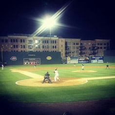 Fluor Baseball Field, Gville SC