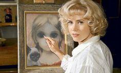 Este 6 de marzo llegará a la pantalla grande la nueva cinta de #TimBurton, Ojos grandes, la historia sobre el famoso pintor #WalterKeane , quien se hiciera famoso en los años sesenta por los retratos que pintaba sobre niños, mujeres y animales con enormes ojos llenos de tristeza...