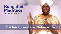 Kundalini meditace s Krišnou Kaur - / Gaia Kundalini Meditation, Breathing Meditation, Meditation Practices, Meditation For Beginners, Vinyasa Yoga, Physical Fitness, Gaia, Workout Programs, Breathe
