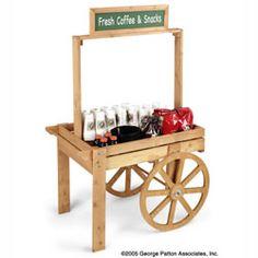 Cart 2 miniature indonesian rojak mixed veggie push cart happymini