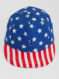 The American Flag Cap  4th of July!