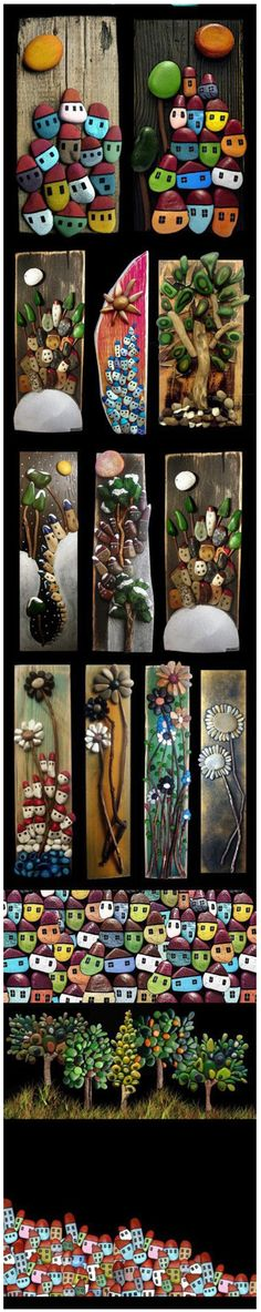 Beautiful Stone Crafts | DIY Crafts Tutorials