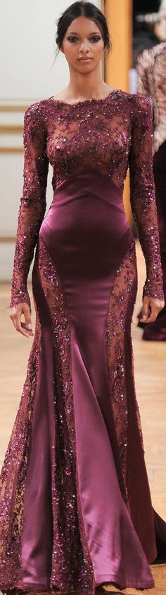Zuhair Murad Huate Couture Winter 2013 ♥✤ | Keep the Glamour | BeStayBeautiful