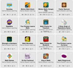 Great Teacher-tested Games to Engage Your Students ~ Educational Technology and Mobile Learning Instructional Technology, Educational Technology, Instructional Strategies, Educational Games, Math Teacher, Teaching Math, Teacher Stuff, Teaching Resources, Teaching Ideas