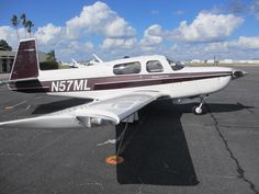 1988 Mooney M20K 252 TSE w/Encore conv. for sale in (KFMY) Fort Myers, FL USA => www.AirplaneMart.com/aircraft-for-sale/Single-Engine-Piston/1988-Mooney-M20K-252-TSE-w-Encore-conv/14988/