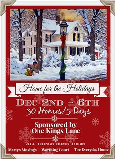 2013 Christmas House Tour: Hundreds of Holiday Decorating Id.- 2013 Christmas House Tour: Hundreds of Holiday Decorating Ideas 2013 Christmas House Tour: Hundreds of Holiday Decorating Ideas French Country Cottage, Town And Country, Country Living, Country Casual, Country Kitchen, Country Decor, Christmas Home, Christmas Holidays, Christmas Ideas