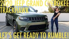 2020 Jeep Grand Cherokee Trackhawk AKA Andre the Giant Ready To Rumble, Andre The Giant, Chrysler Dodge Jeep, Jeep Grand Cherokee, Blog