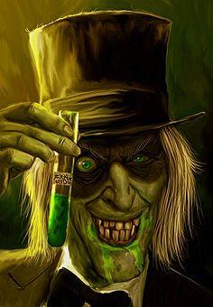 Art of Horror: Blood, Guts n' Gore Creepy Clown, Creepy Art, Scary, Horror Icons, Horror Comics, Arte Pink Floyd, Top Imagem, Jekyll And Mr Hyde, Horror Artwork