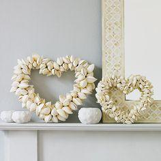 Shell Hearts!