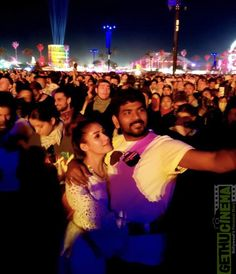 Vignesh Shivan and Nayanthara were at Coachella 2018 in US. See viral pics All Indian Actress, Indian Actress Gallery, Indian Actresses, Coachella 2018, Celebrity Updates, Types Of Skirts, Film Industry, Celebs, Celebrities
