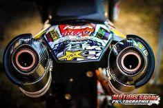 Motors Sport photographie Rear Ended, Dirt Bikes, Motocross, Monster Trucks, Vehicles, Sports, Nice, Motorcycles, Motorbikes