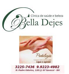 Bella Dejes: Podologia: Tratamentos para micose e unhas encrava...