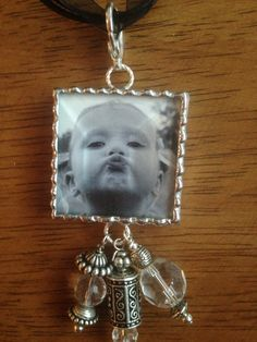 What better way to show off your LOVES than with a custom photo pendant from Sassy and Southern!   www.sassyandsouthern.com  Email photo to missyandtrisha@gmail.com
