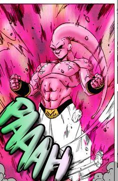 Dragon Ball Z, Buu Dbz, Majin Boo, Manga Dragon, Fan Art, Anime Style, Fandom, Manga Anime, Son Goku