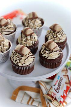 Oreo Cupcakes, Cupcake Cookies, Mini Cupcakes, Köstliche Desserts, Delicious Desserts, Dessert Recipes, Cakes And More, High Tea, Yummy Treats