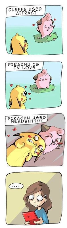 Oh man... so true #funny #pokemon