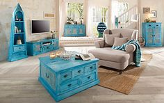 SIT Couchtischtruhe »Blue«, Breite 90 cm im Universal Online Shop